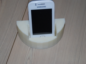 Cellphone holder Iphone 4/4s/5s Galaxy gio/HTC sense