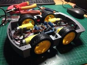WatsonBot - An Arduino DIY Robot