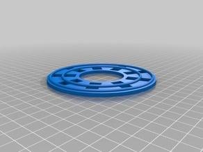 Filament Distanzhalter Ø100mm / Ø42mm