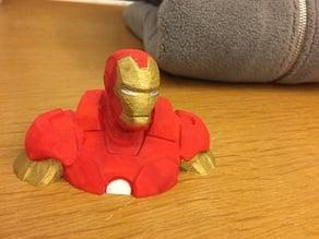 Ironman Bust - angled pose