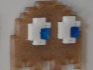 Pac man ghost set