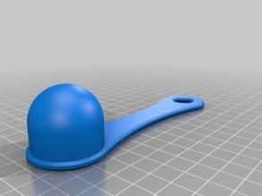 6 grams BCAA spoon