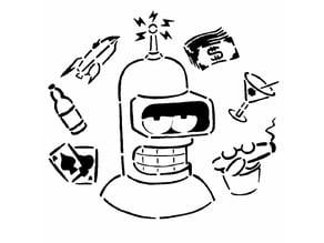 Bender stencil 2