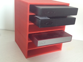 """container for hdd 2.5"""" usb boxed"""