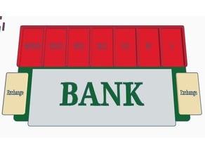 Monopoly Bank Organiser