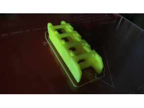 print in place cable chain