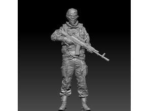 Zombi Soldier