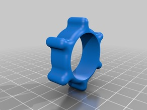 Mini Maglite AA Thumb Ring