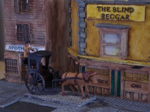 Ripper's London - The Hansom Cab