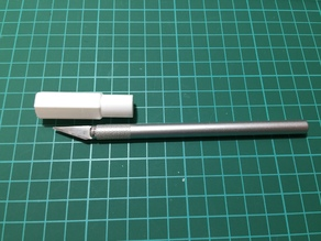Pen knife protection cover