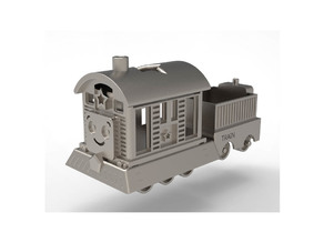 Little Train is Leaving Miniature & pencil holder