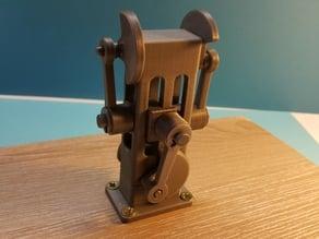 Bielle manivelle double - Crank rod