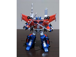 Katana For Galaxy Upgrade optimus Prime