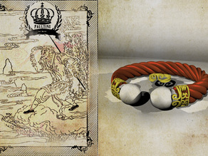 [ monkey King :RING & BRACELET ]
