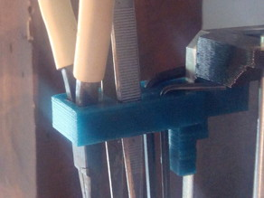 Prusa i3 Tools holder