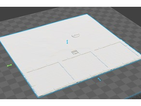 City Street Tiles (Titanicus/30k/40k)