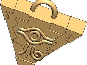 Yugioh Millennium Puzzle