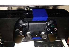 Simple Controller stand for PS4 Fat