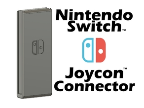 Nintendo Switch Joycon Connector