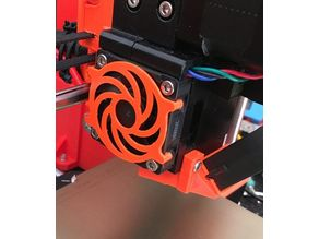 Fan Cover for Prusa i3 MK2.5 & MK3