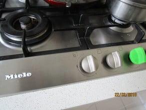 Gas Cooker Control Knob