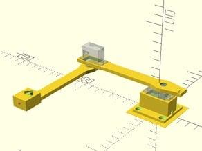 Fully printable TRS Drawbot for SG90 / MG90