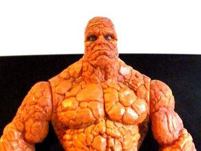 FANTASTIC 4 THE THING ACTION FIGURE