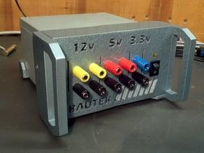 BauTek ATX-based Bench Power Supply