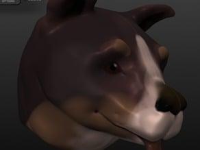 Basic Dog Sculpt