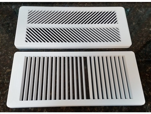 Keen Home Vent Ceiling Register Grilles By Oldrick