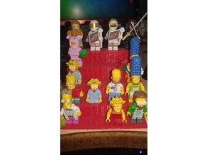 Lego Stand Minifigures