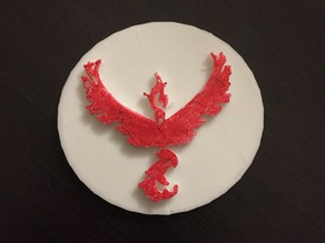 Team Valor Badge