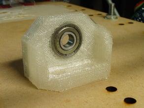 Vertical mounting 608 bearing holder
