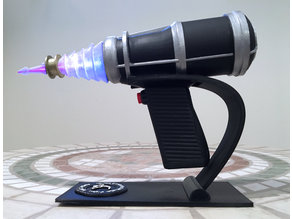 Forbidden Planet Blaster with Stand