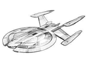 Star Trek Discovery: U.S.S. Buran / Yeager