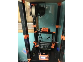 Double Stack IKEA LACK Enclosure (works w/ MMU2s)