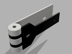 Hinged bracket for TP-Link TL-ANT2409A