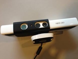 XBOX Kinect Lens Holder