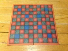 Paper PnP gameboard for dutchmogul Cyvasse
