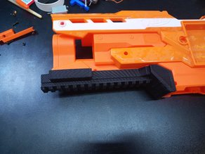 Nerf Demolisher Front Grip