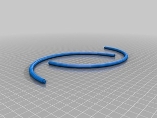 Customizable Split Circle / Torus