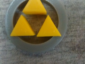 Triforce Medalion for dual extrudion