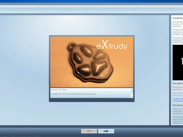 eXtrudy 2D to 3D Creator by eXtrudy - Thingiverse