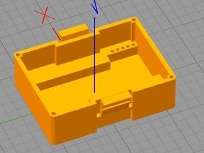 DIY JR Module Arduino and nrf24l01 for RC Taranis X9D