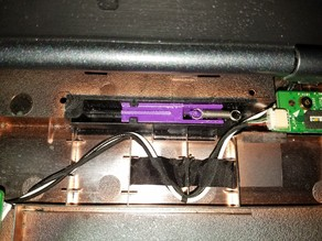 Battery Release for Asus U56 Laptop