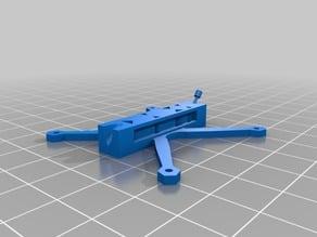 Drone key chain