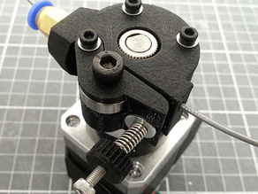 Kossel mini 1.75mm Extruder Kai