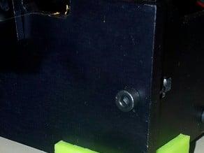 Frame silicone damper for Samella V2 / Graber i3