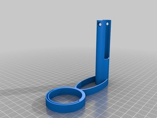 EZ Clip-On Filament Guide for Feed Me!