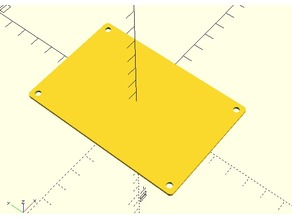 Customize a PCB with SCAD